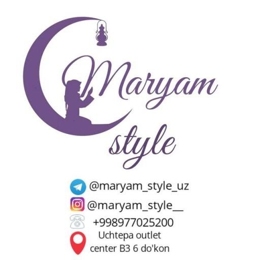 Maryam_style__